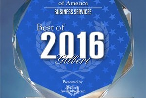 Insurance Services of America Awarded Best of Gilbert 2016 Featured Image