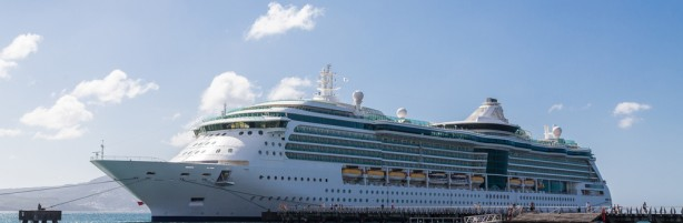 Tips for Staying Healthy While Taking a Vacation on a Cruise Ship Featured Image
